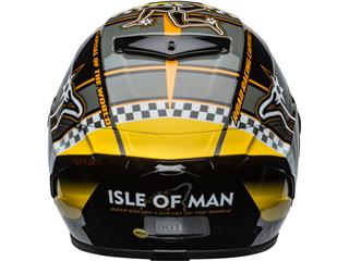 BELL Star DLX Mips Helmet Isle of Man 2020 Gloss Black/Yellow Size S - 54d87bdf-3244-4ba3-91f9-3e5738d40a73