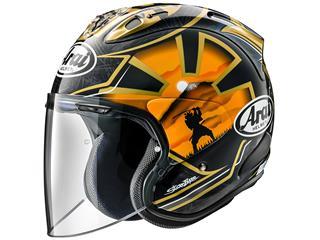 ARAI SZ-R VAS Helmet Pedrosa Spirit Gold Size XL