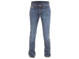 Pantalon RST Ladies Aramid Straight textile été bleu taille L femme