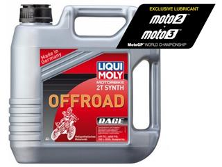 Garrafa 4L aceite Liqui-Moly 100% sintético 2T Off-Road
