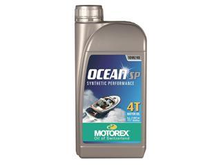 Huile moteur MOTOREX Ocean SP 4T 10W40 synthétique performance 4L