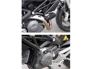 CRASH PAD KIT FOR DUCATI MONSTER 696 '08-09