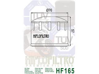 Filtre à huile HIFLOFILTRO HF165 noir BMW F800GS/F800ST - 5556258a-684f-4c80-93b4-8830713be589