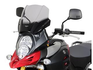 MRA Touring Windshield Clear Suzuki DL1000 V-Strom