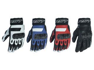 Gants RST Freestyle CE street cuir bleu taille XL/11 homme - 558c9644-dd65-478e-94d6-97decc4b8faf