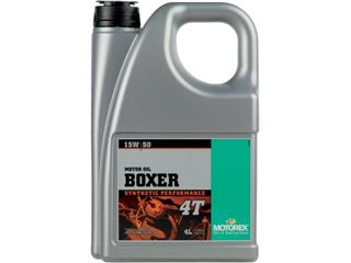 MOTOREX Boxer 4T 15W50 Synthetic Motor Oil 4L