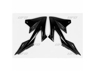 Ouïes de radiateur UFO noir Suzuki RM-Z450 - 78336220