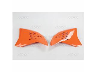Ouïes de radiateur UFO orange KTM - 78535053