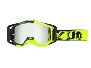 Masque JUST1 Iris Carbone jaune fluo - 431400