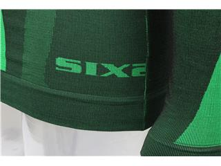UFO Atrax Undershirt with Back Protector Green Size S/M - 56e6796b-f8ff-412a-9768-09523ef9d012