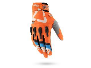 LEATT GPX 3.5 orange X-Flow handske s.XS - 6