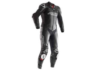 RST Race Dept V4.1 CE Race Suit Leather Black Size XL Men - 816000080171