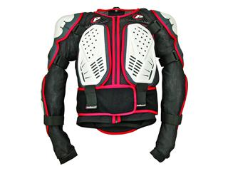 Polisport white/black/red Integral body armour XL size