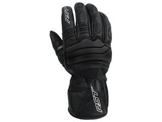 RST Jet Handschoenen CE Leer/Textiel Zwart S/08 Heren