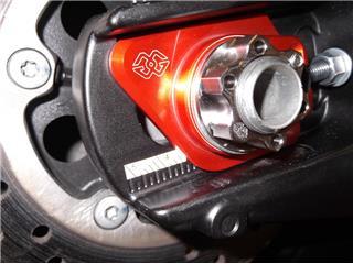 GILLES TOOLING AXB Chain Tighteners Red Honda - 5860c9d5-084e-43a0-a70b-e49c5dee274b