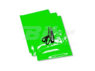 Adhesivo fondo para dorsal Blackbird verde - Pack 3 uds 5051/30