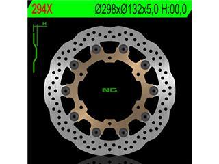 Disque de frein avant NG 294X pétale flottant Yamaha - 350294X