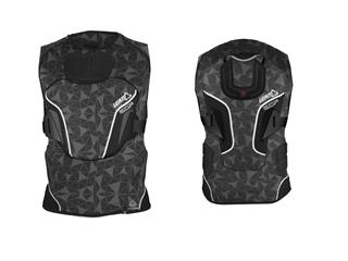 LEATT 3DF AirFit Lite Sleeveless Protective Jacket Black size XXL