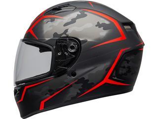 BELL Qualifier Helmet Stealth Camo Red Size L - 58d80211-820a-4269-9229-94bdd59bb7fb