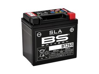 Batterie BS BATTERY BTZ6S SLA sans entretien activée usine - 321067