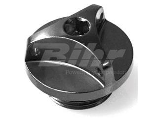 Tapón de llenado de aceite Pro-Bolt Suzuki Aluminio negro OFCS10BK