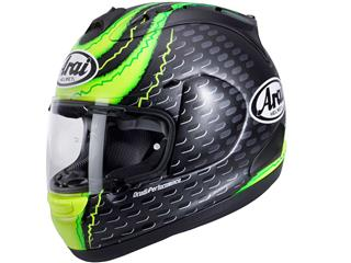 Casque ARAI RX-7V Crutchlow Yellow taille S