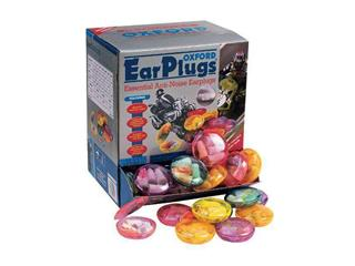 OXFORD EAR PLUG DISTRIBUTOR 100 UNITS