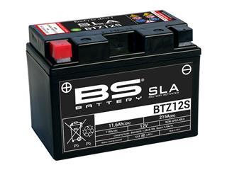 BS BATTERY Batterie BTZ12S SLA wartungsfrei fabrik activiert