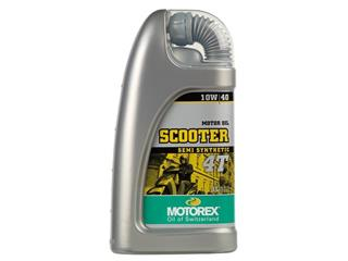 MOTOREX Scooter 4T Motor Oil 10W40 Semi-Synthetic  1L