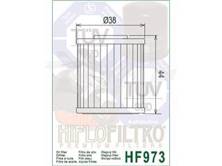 Filtro de aceite Hiflofiltro HF973 - 5a4fdc68-0248-420c-ada3-ecf74561e5a1
