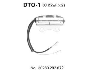 Condensateur TOURMAX Honda/Kawasaki - 011712