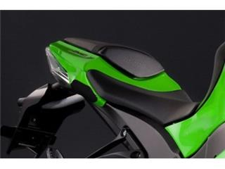 R&G RACING Rear Shell Sliders Carbon Kawasaki ZX10R
