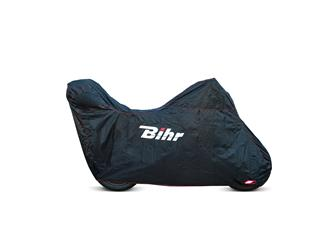 BIHR H2O Outdoor Protective Cover Top Case & High Screen suitable Black Size XL
