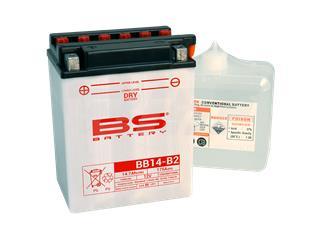 Bateria BS Battery YB14-B2 (Fresh Pack)