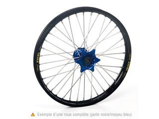 HAAN WHEELS Komplett bakhjul 19X2.15 Svart Fälg/Blått Nav Yamaha YZ250