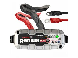 NOCO Battery Charger G1100EU + Jump Starter GB20 Kit
