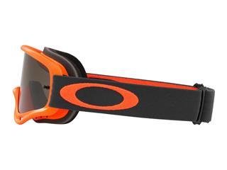 OAKLEY O Frame MX Goggle Orange Gunmetal Dark Grey Lens - 5ab34f2c-080e-49ef-9c71-7e2a9d866ea0
