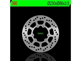 Disque de frein NG 390 rond fixe - 350390
