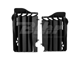 Aletines de radiador Polisport CRF250R Negro - 4430001401