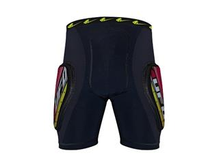 UFO Kombat Padded Short Black/Red/Yellow Size XXL