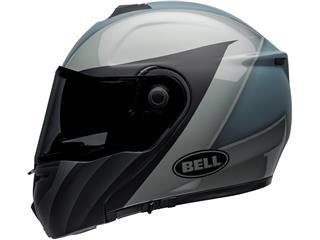 BELL SRT Modular Helmet Presence Matte/Gloss Black/Gray Size M - 5b54adfa-732a-472b-8711-c7b7c4c4993c