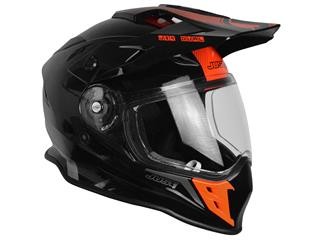 Casque JUST1 J34 Adventure Shape Red Neon Gloss taille S