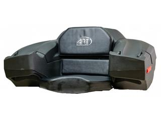 ART Classic Rear Cargo Box ATV Black