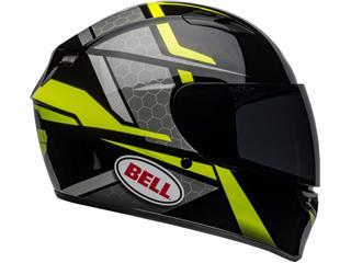 BELL Qualifier Helmet Flare Gloss Black/Hi Viz Size S - 5ba2d030-006f-4134-bea5-0452d3a303f7