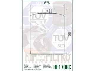 Filtro de aceite Hiflofiltro HF170CRC - 5bd6580e-235b-4ab6-bf29-94f204b7b8fb