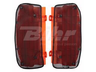 Rejilla anti-barro para aletines de radiador Polisport Kawasaki 8459000001