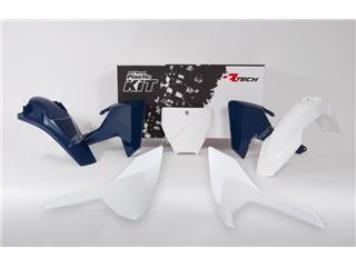 Kit plastique RACETECH couleur origine (2016) blanc Husqvarna - 7804977
