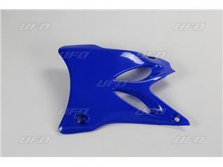 Ouïes de radiateur UFO bleu Reflex Yamaha YZ85 - 78433672
