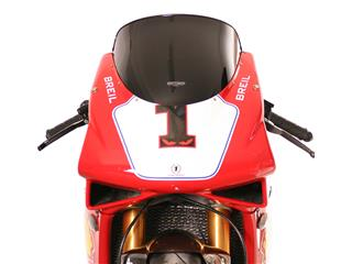 MRA Sport Windshield Clear Ducati
