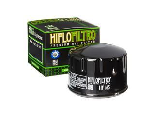 Filtre à huile HIFLOFILTRO HF165 noir BMW F800GS/F800ST - 7906750